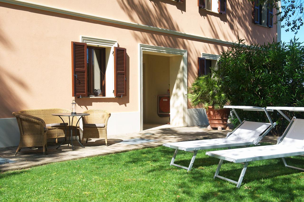 Casa Gioia mit Terrasse